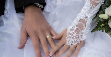 alianzas de boda plata