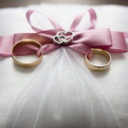 Alianzas de boda para parejas